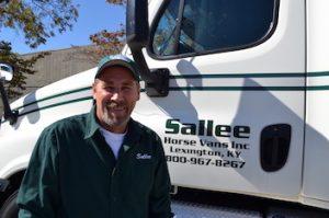 Sallee Horse Vans Truck Drivers