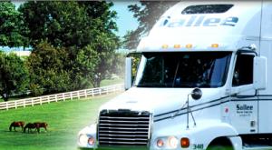 USEF and Sallee Horse Vans
